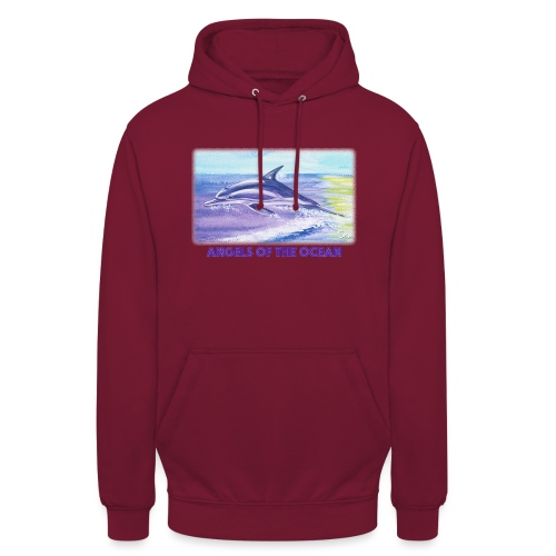 Angels of the Ocean - Unisex Hoodie