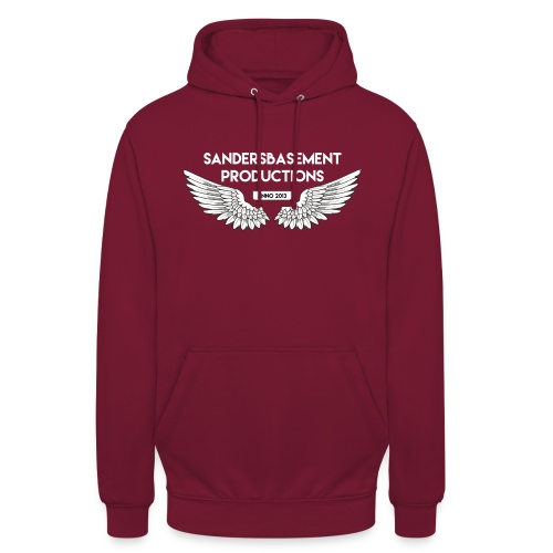 T SHIRT logo wit png png - Hoodie unisex
