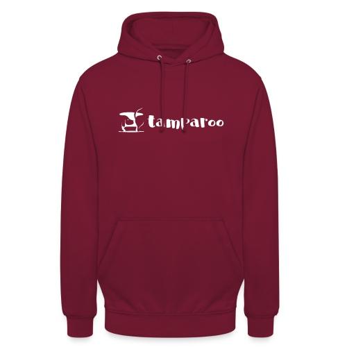 Tamparoo - Felpa con cappuccio unisex