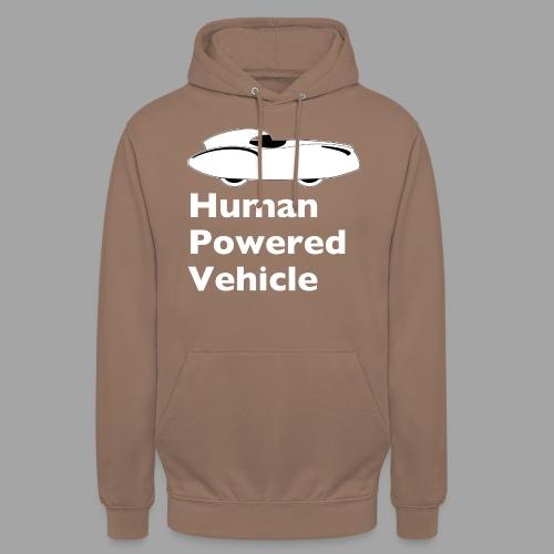 """Quattrovelo Human Powered Vehicle white - Huppari """"unisex"""""""