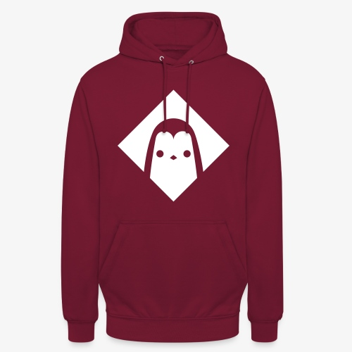 Pingouin - Sweat-shirt à capuche unisexe