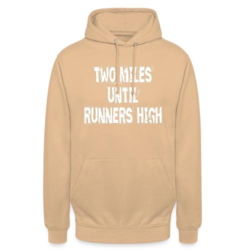 Runners High - Unisex Hoodie