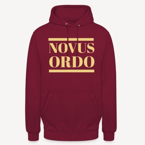 NOVUS ORDO - Unisex Hoodie