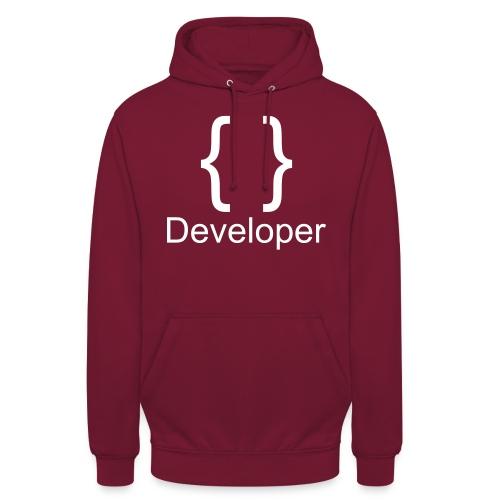 Developer - Unisex Hoodie