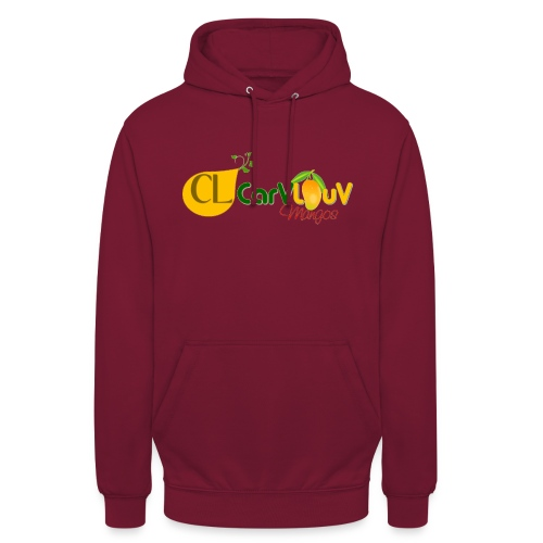 CarVlouV - Sudadera con capucha unisex
