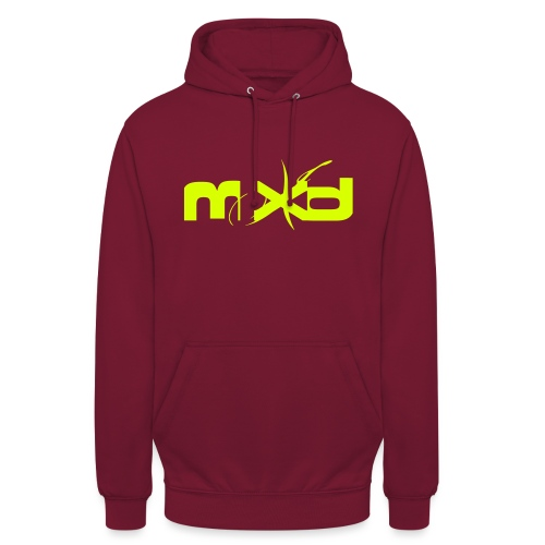 MXD - Sweat-shirt à capuche unisexe