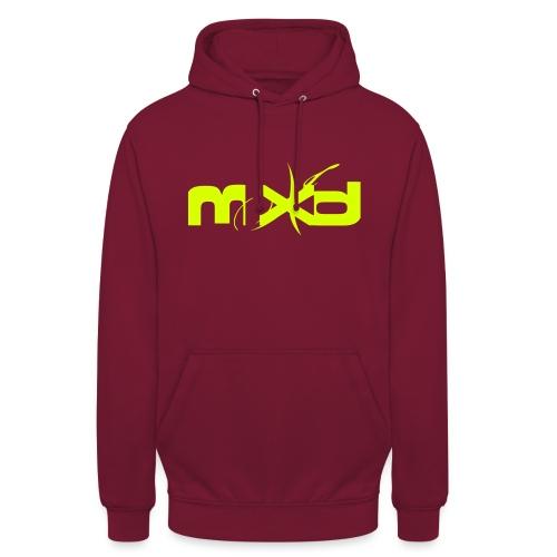 MXD - Sweat-shirt à capuche unisexe