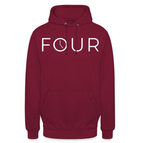 four 9 png - Unisex Hoodie