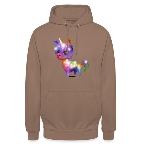 Llamacorn - Hoodie unisex