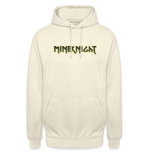 MineKnight T-shirt - Luvtröja unisex