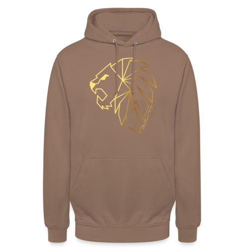 Löwe, Lion Inside - Unisex Hoodie