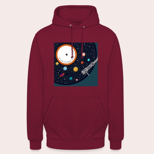 You Are The Music Of The Universe - Unisex Hoodie