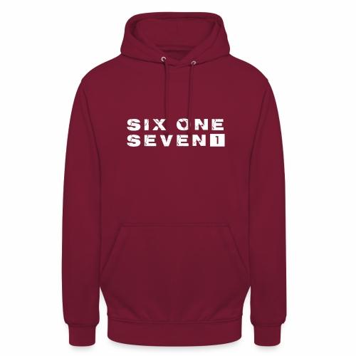 SIX ONE SEVEN 1 LOGO - Unisex Hoodie