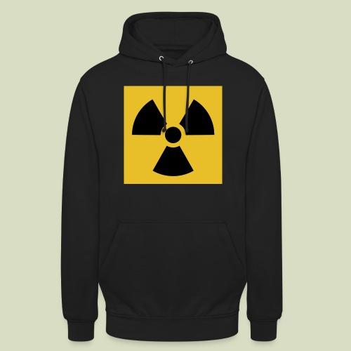 """Radiation warning - Huppari """"unisex"""""""