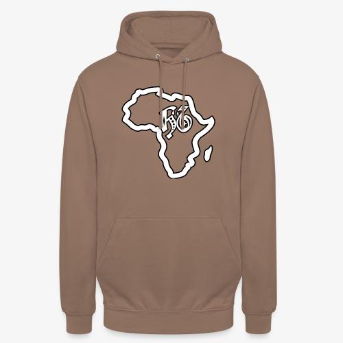 afrika pictogram - Hoodie unisex