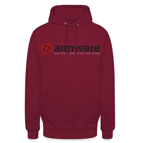 aimware logo - Unisex Hoodie
