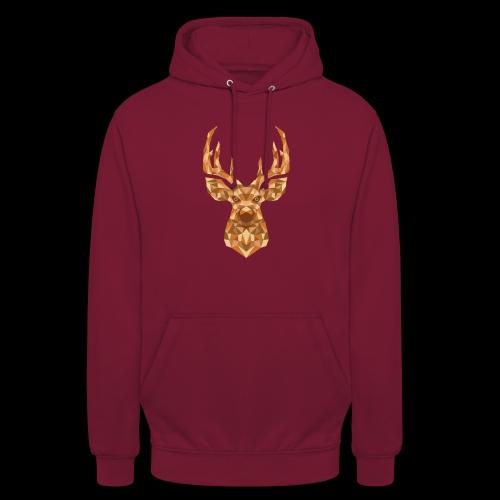 Deer-ish - Bluza z kapturem typu unisex