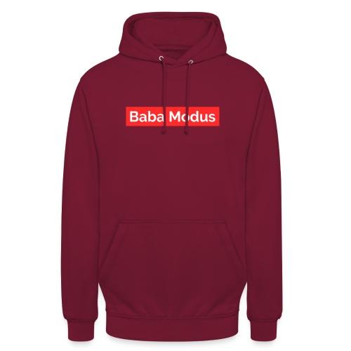 Baba Modus - Unisex Hoodie