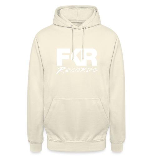 FKR transparent white Kopie png - Sweat-shirt à capuche unisexe