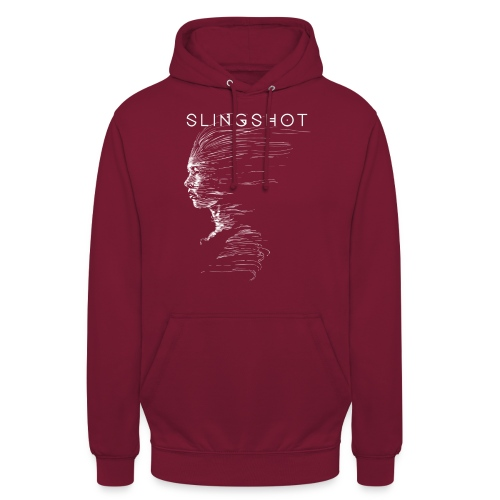 Slingshot with title - Unisex Hoodie