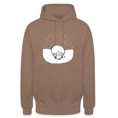 Snowy Sheep - Unisex Hoodie