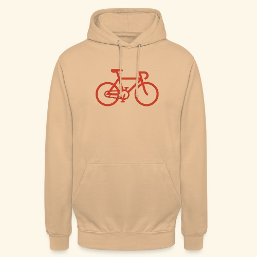 Rennrad, Race-Bike, Fahrrad - Unisex Hoodie