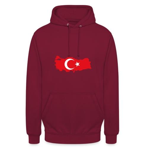 Tyrkern - Hættetrøje unisex