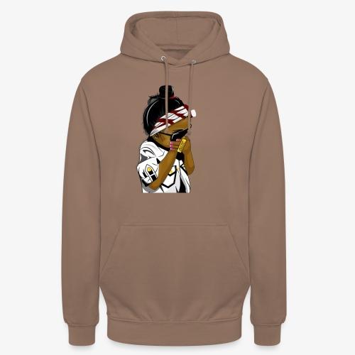 urban style - Sweat-shirt à capuche unisexe