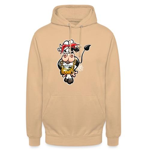 Thug Cow / Gangster Kuh - Unisex Hoodie