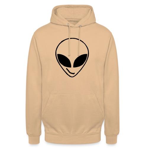 Alien simple Mask - Unisex Hoodie