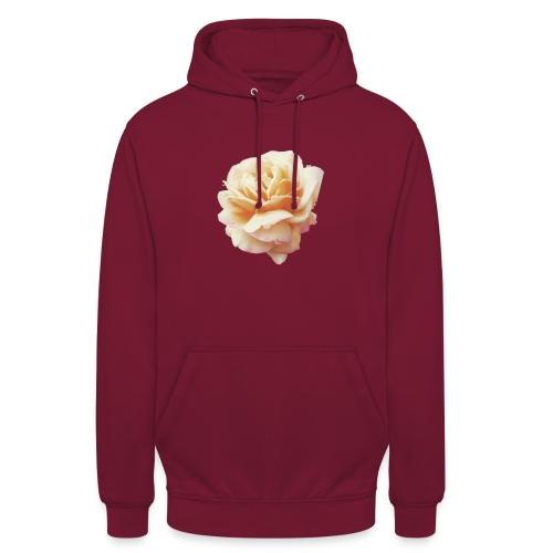 Flower - Sweat-shirt à capuche unisexe