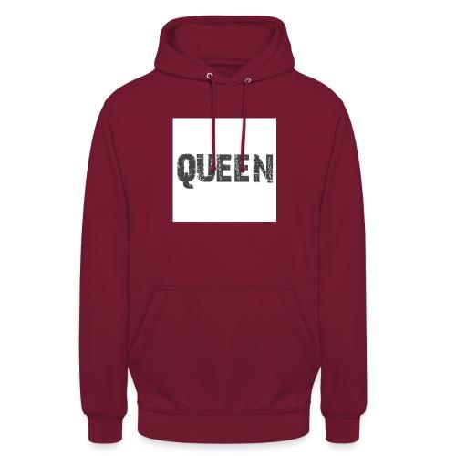 queen shirt - Hoodie unisex