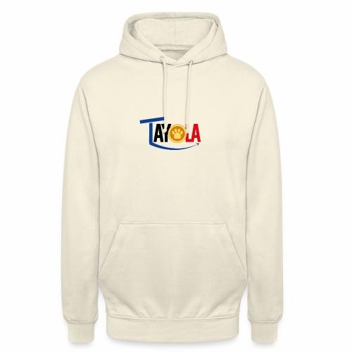 TAYOLA Nouveau logo!!! - Sweat-shirt à capuche unisexe