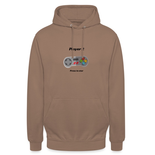 player two - Unisex Hoodie