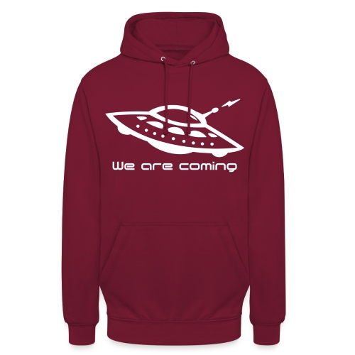 We Are Coming - Unisex Hoodie