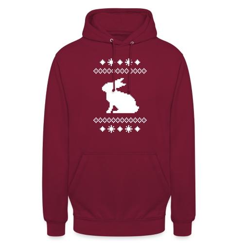 Norwegerhase hase kaninchen häschen bunny langohr - Unisex Hoodie