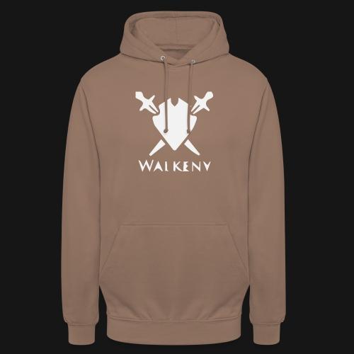 Walkeny Schwert Logo! - Unisex Hoodie
