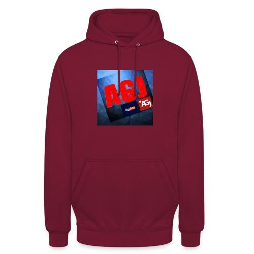 AGJ Nieuw logo design - Hoodie unisex