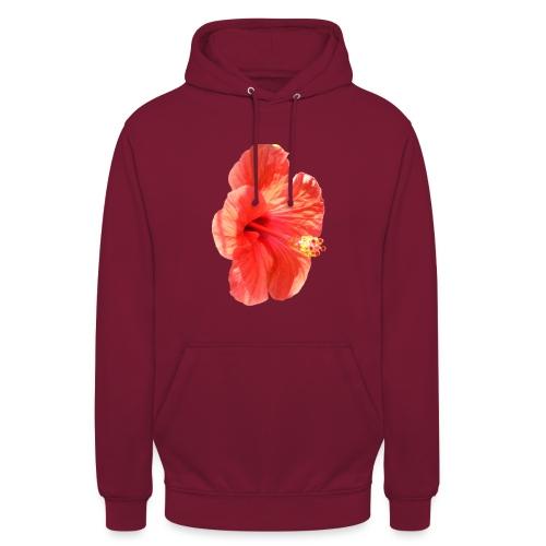 A red flower - Unisex Hoodie