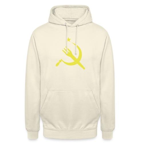 Fourchette en sikkel - USSR - belgië - belgique - Sweat-shirt à capuche unisexe