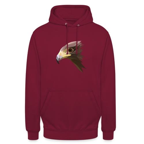 EAGLE - MINIMALIST - Sweat-shirt à capuche unisexe