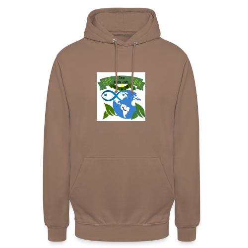 logo dumble baits - Sweat-shirt à capuche unisexe