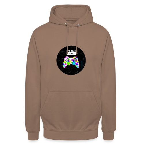 time to play - Unisex Hoodie