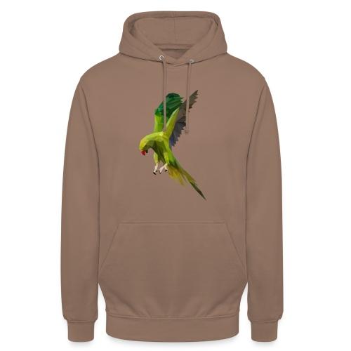 PERROQUET - MINIMALISTE - Sweat-shirt à capuche unisexe