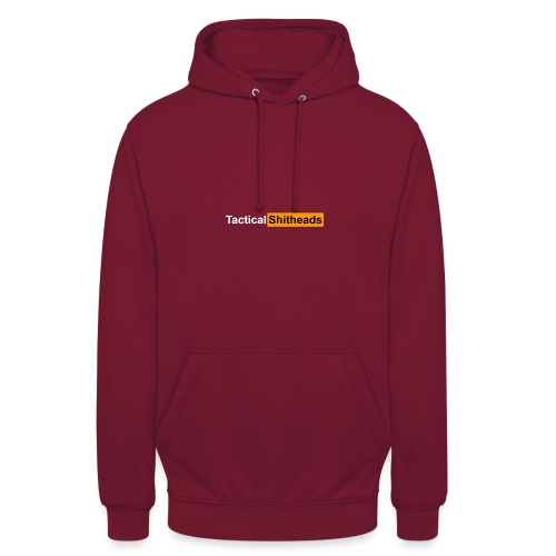 Tactical Shitheads Pornhub Style - Unisex Hoodie