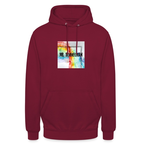 Rainbow In The Dark - Luvtröja unisex