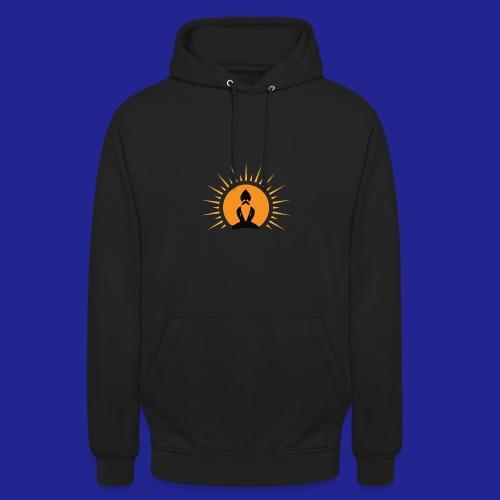 Guramylife logo black - Unisex Hoodie