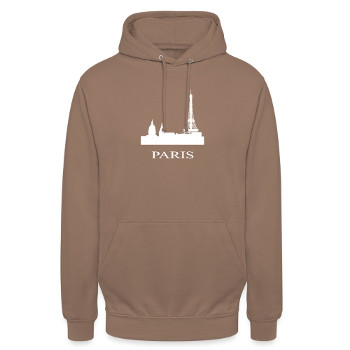 Paris, Paris, Paris, Paris, France - Unisex Hoodie