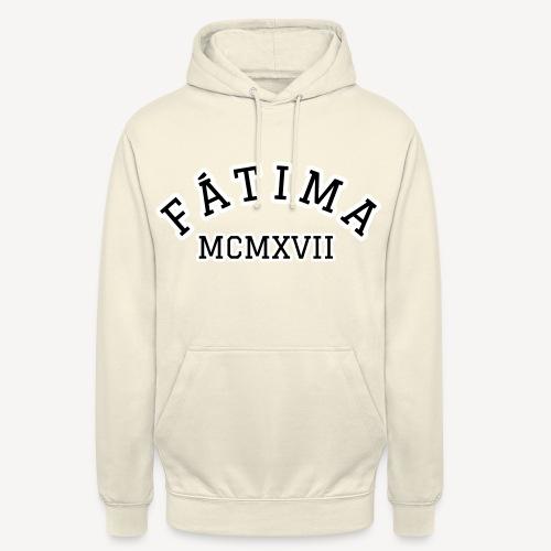FATIMA MCMXVII - Unisex Hoodie