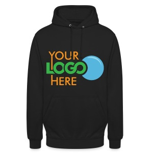 Your Logo Here - Unisex Hoodie